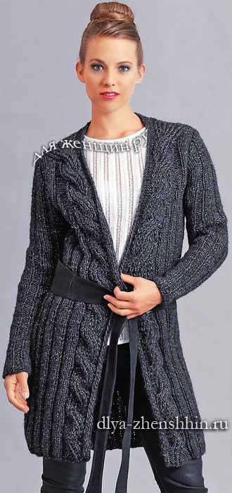 Вязание спицами для женщин 94